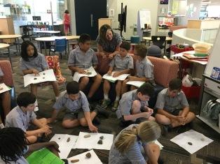 Inquiry unit rotations