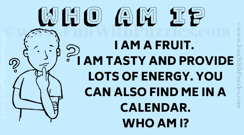 Riddle for Teens: Who am I?